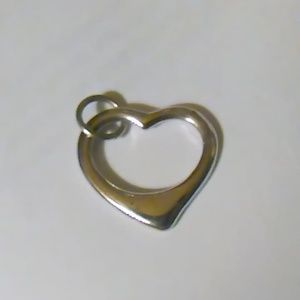 Jewelry - Vintage Open Heart Pendant w/o chain